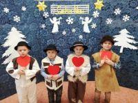 Czytaj więcej: Jasełka 2020 w wykonaniu przedszkolaków